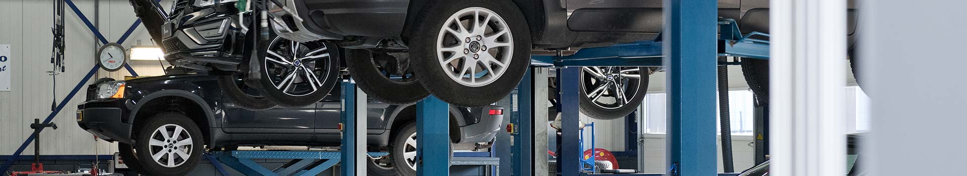 Werkplaats Auto van Tilburg Deurne Volvo