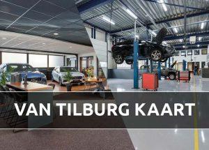 Van Tilburg klantenkaart