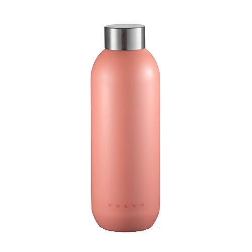 Volvo thermosfles roze