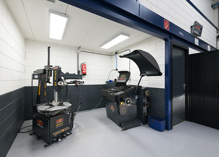 Autogarage Deurne Werkplaats Volvo