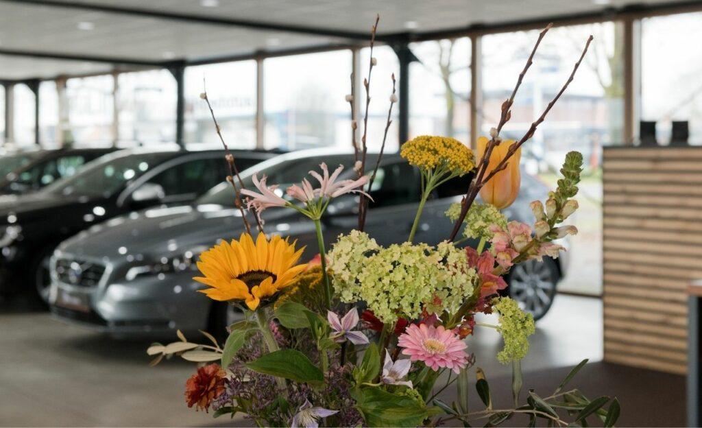 Voorjaarsschoonmaak bij Auto van Tilburg